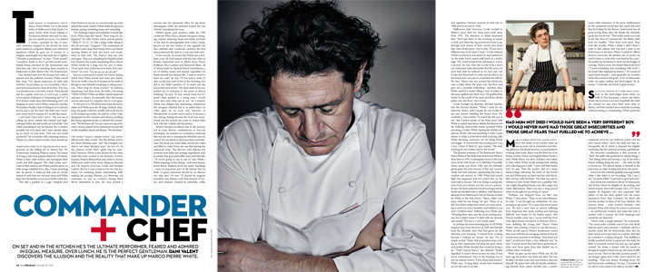 Marco Pierre White profile