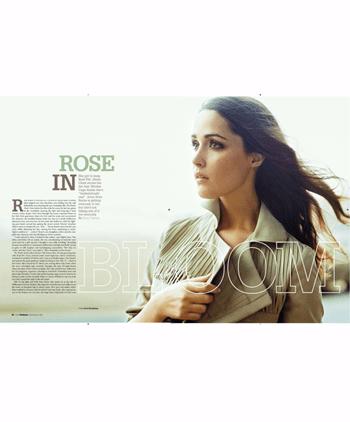 Rose Byrne interview