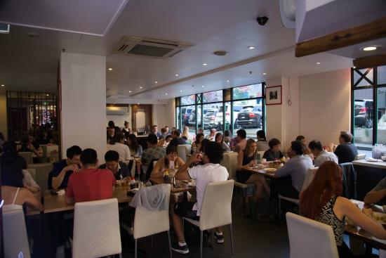 Shanghai Street Restaurant Review