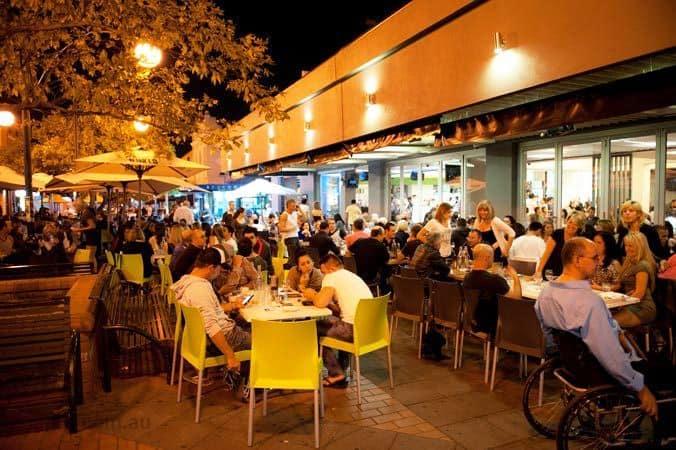 Vanilla Lounge Restaurant Review