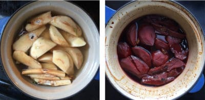 Pot-roasted Spiced Quince recipe