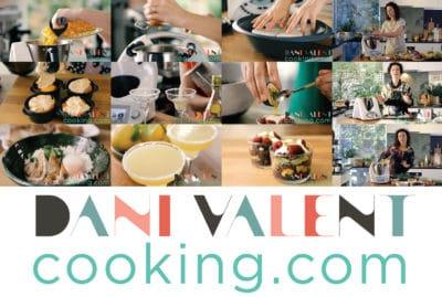 Cooking Website Launch