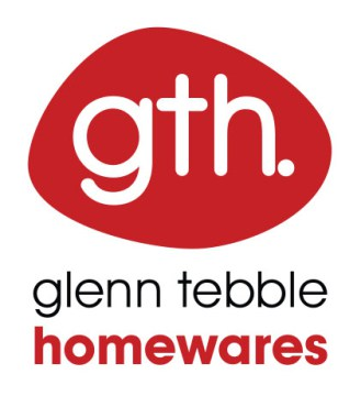 Dani Valent Cooking Glenn Tebble Homewares logo