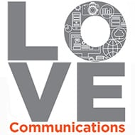 Dani Valent Cooking Love Communications logo