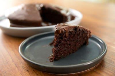 Elaine's Chocolate Cake