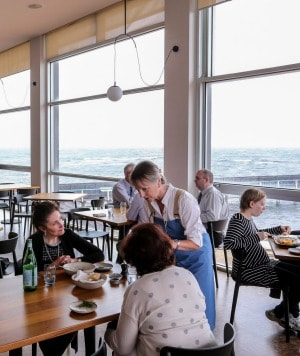 The Baths Middle Brighton Restaurant Review