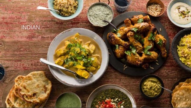 Dani Valent Cooking. Entertaining. INDIAN