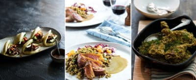 Chef Ian Curley favourite duck recipes