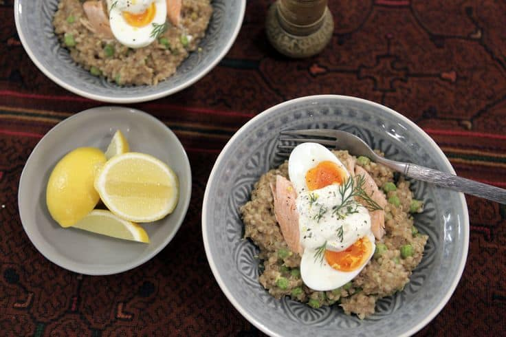 Buckwheat Kedgeree