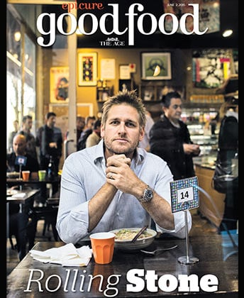 Curtis Stone Epicure cover
