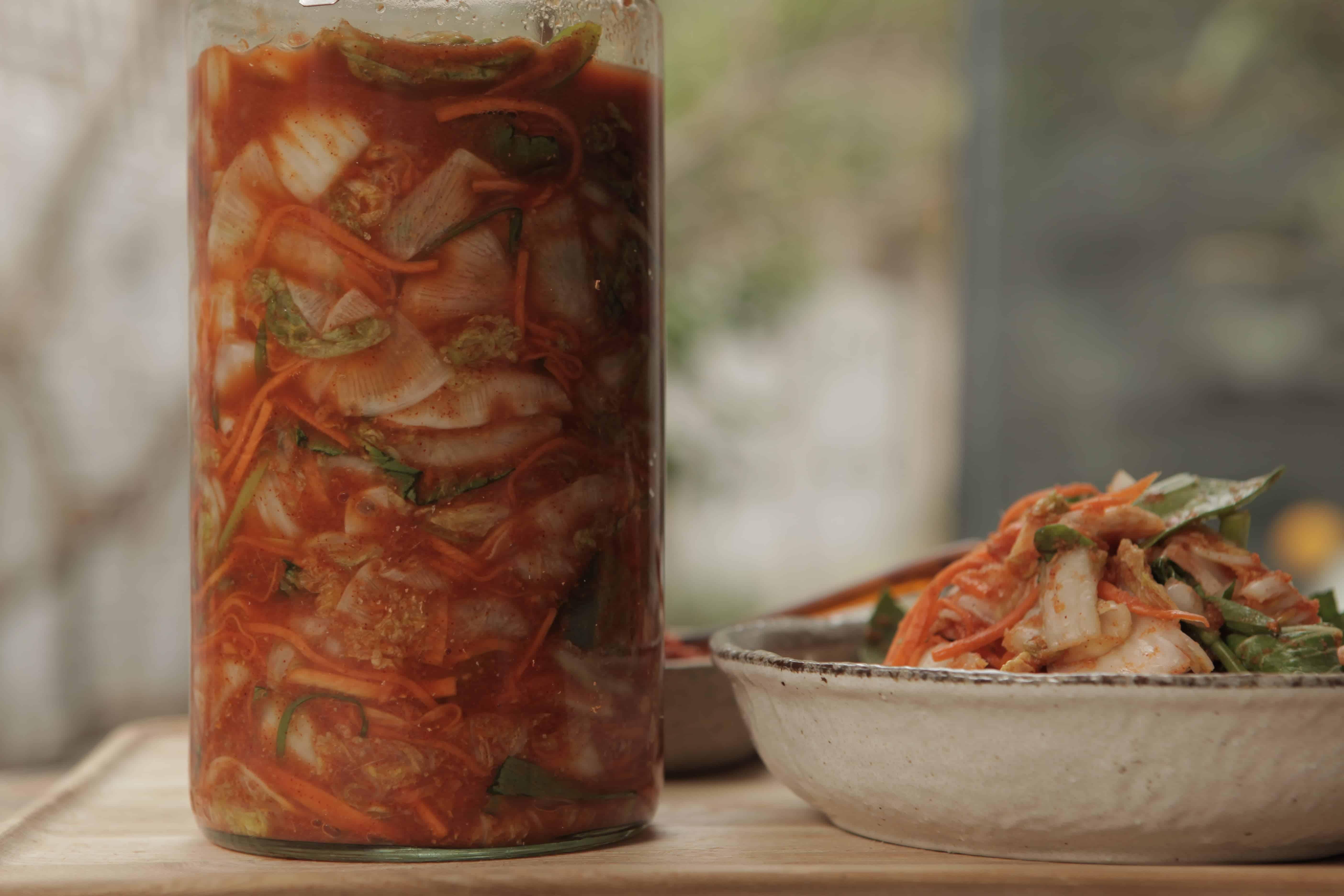 Thermomix Kimchi