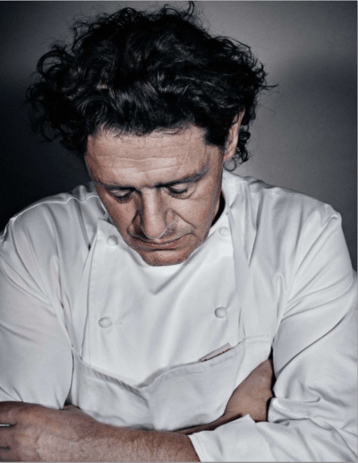 Chef Marco Pierre White interview