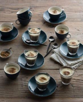 Thermomix recipe Mushroom Cappuccino