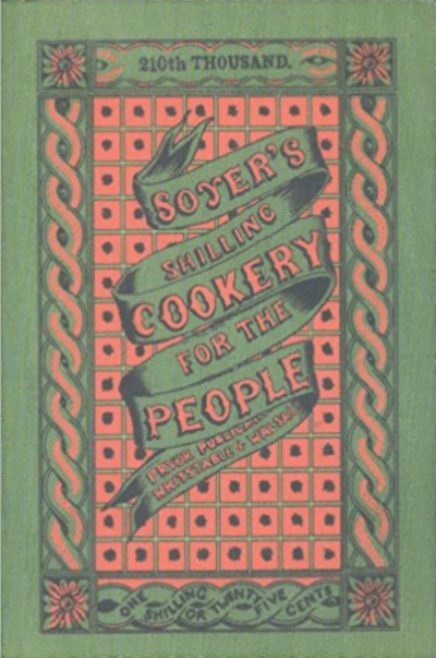 Soyer's Shilling Cook Book on ABC Radio