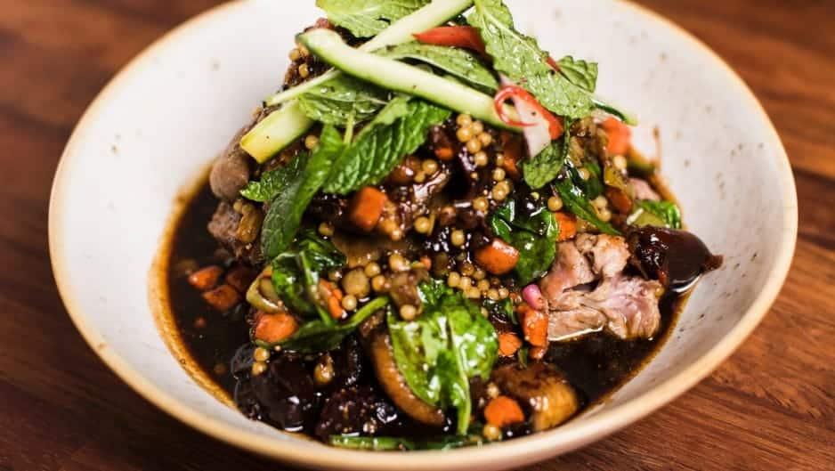 Lezzet restaurant review elwood melbourne dani valent for Anatolia cuisine brighton