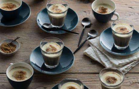 Mushroom Cappuccino with Trufflicious Option